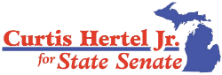 Curtis Hertel Jr. for State Senate